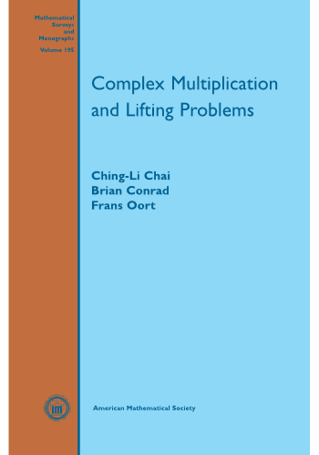 Complex Multiplication and Lifting Problems cover image