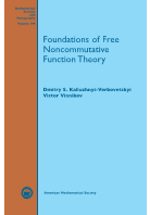 Foundations of Free Noncommutative Function Theory