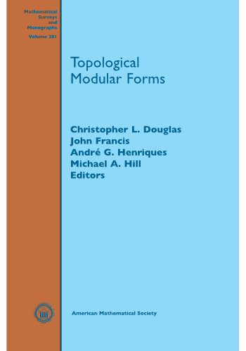 Topological Modular Forms cover image