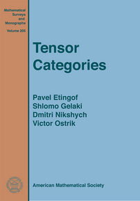 Tensor Categories cover image