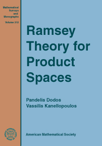 Ramsey Theory for Product Spaces cover image