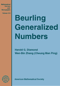 Beurling Generalized Numbers cover image