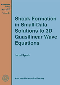 Shock Formation in Small-Data Solutions to 3D Quasilinear Wave Equations cover image