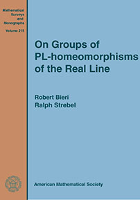 On Groups of PL-homeomorphisms of the Real Line cover image