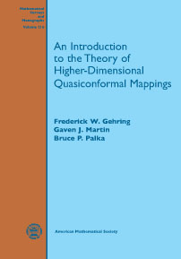 An Introduction to the Theory of Higher-Dimensional Quasiconformal Mappings cover image