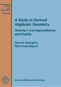 A Study in Derived Algebraic Geometry: Volume I: Correspondences and Duality cover image