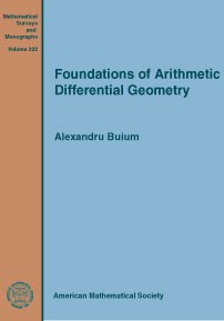 Foundations of Arithmetic Differential Geometry cover image