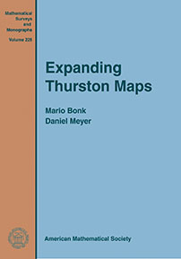 Expanding Thurston Maps cover image