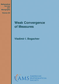 Weak Convergence of Measures cover image