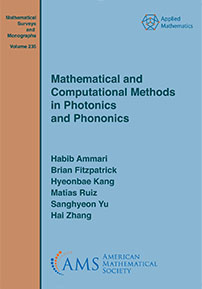 Mathematical and Computational Methods in Photonics and Phononics cover image