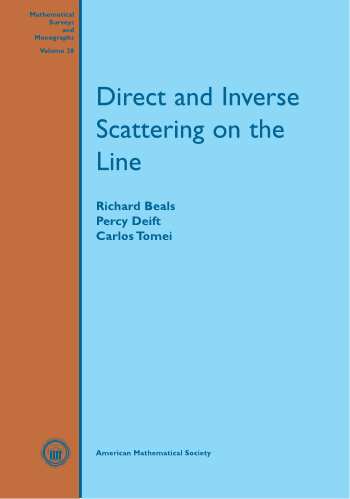 Direct and Inverse Scattering on the Line cover image