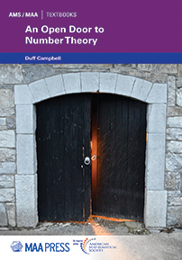 An Open Door to Number Theory cover image