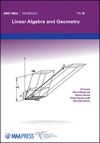 Linear Algebra and Geometry cover image