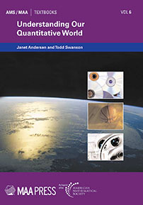 Understanding Our Quantitative World cover image