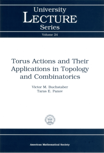 Torus Actions and Their Applications in Topology and Combinatorics cover image