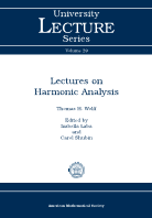 Lectures on Harmonic Analysis