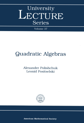 Quadratic Algebras cover image