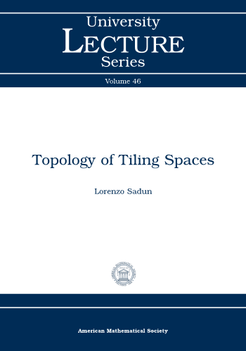Topology of Tiling Spaces cover image