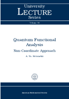 Quantum Functional Analysis