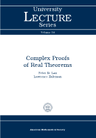 Complex Proofs of Real Theorems