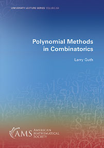 Polynomial Methods in Combinatorics cover image