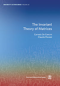 The Invariant Theory of Matrices cover image