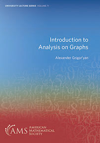 Introduction to Analysis on Graphs cover image