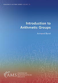 Introduction to Arithmetic Groups cover image