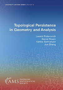 Topological Persistence in Geometry and Analysis cover image