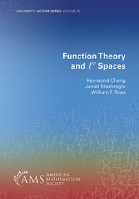 Function Theory and $^{p}$ Spaces cover image