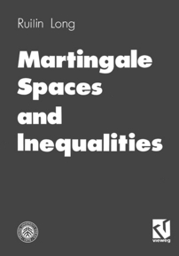 Martingale Spaces and Inequalities cover image