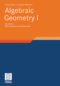 Algebraic Geometry I: Schemes. With Examples and Exercises cover image