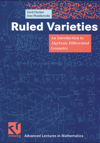 Ruled Varieties: An Introduction to Algebraic Differential Geometry cover image