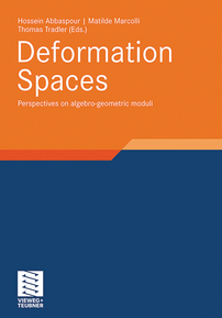 Deformation Spaces cover image
