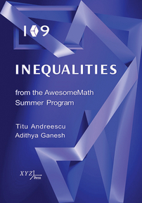 109 Inequalities from the AwesomeMath Summer Program cover image