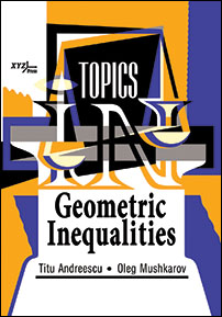 Topics in Geometric Inequalities cover image