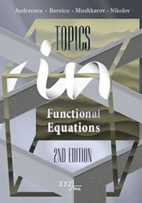 Topics in Functional Equations cover image