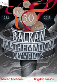 Balkan Mathematical Olympiads cover image