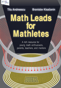 Math Leads for Mathletes: A Rich Resource for Young Math Enthusiasts, Parents, Teachers, and Mentors cover image